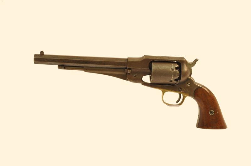 револьвер Ремингтон